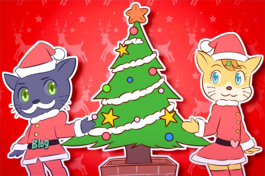 クロネさんのイラスト企画_クリスマス